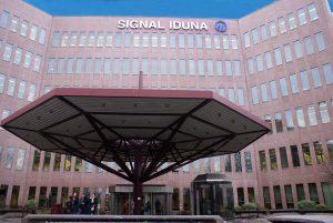 Die Signal-Iduna-Gruppe hat in Dortmund mehr als 2000 Beschäftigte.