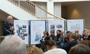 Moderation der Veranstaltung: Axel Jürgens