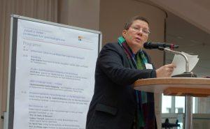 Birgit Zoerner, Sozialdezernentin der Stadt Dortmund