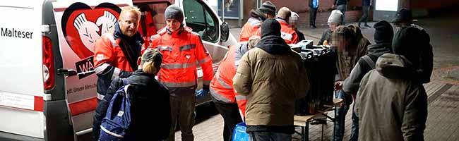 Im Einsatz gegen (soziale) Kälte in Dortmund: Ehrenamtliche sind dreimal in der Woche mit dem Wärmebus unterwegs