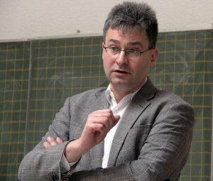 Pfarrer Ralf Lange-Sonntag, Islambeauftragter der EKvW.Foto: Andreas Duderstedt