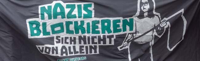FOTOSTRECKE: In Westerfilde und Bodelschwingh gingen am Samstag hunderte Menschen gegen Nazis auf die Straße