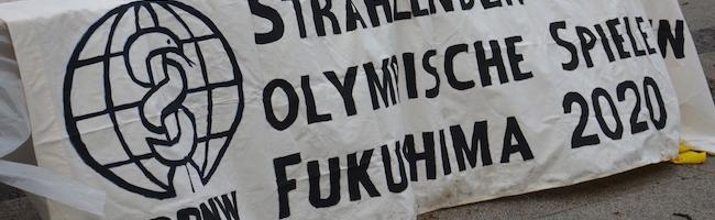Keine Radiolympics: So setzen sich die IPPNW und das Ehepaar Schlütermann gegen die Spiele in Fukushima ein