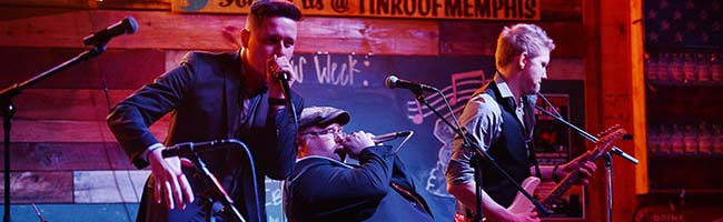 Chris Kramer & Beatbox'n'Blues on Tour in Dortmund: Eigener Sound aus  Hip Hop, Rock und Blues in der Pauluskirche