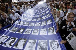 Desaparecidos Argentina. Quelle: Bundeszentrale für politische Bildung