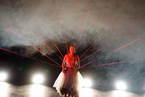 Franziska Roth als Elektra. Foto: Remo Philipp