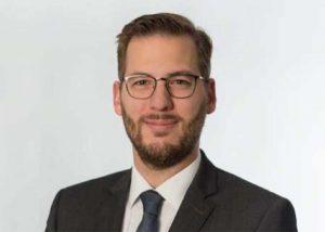 Vorstandsmitglied Christian Woltering.
