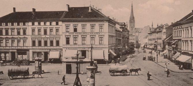 SERIE Nordstadt-Geschichte(n): Aussperrung von Zigarrenarbeitern sorgte 1910 für Unruhen am Steinplatz
