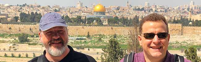 UPDATE: APRILSCHERZ – DANKE FÜR GLÜCKWÜNSCHE Nordstadtblogger feiert Geburtstag und schaut stärker in den Nahen Osten – Redaktionsbüro in Jerusalem eröffnet