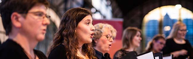 Konzertchor Westfalica präsentiert barocke Vokalmusik in der Evangelischen Kirche am Markt in Dortmund-Hombruch