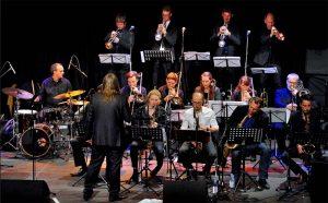 Die Big Band der Glen Buschmann Jazz Akademie. Foto: Kurt Rade