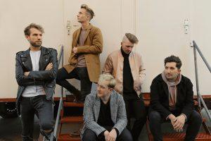 Die Newcomer-Band Wyme spilt britisch angehauchten Indie-Rock. Foto: Kulturbüro