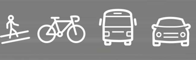 """Mit dem Auto oder lieber mit der Bahn? – Stadtplaner starten """"Mobilitätsbefragung 2019″ – Fragebögen für 37.600 Bürger"""