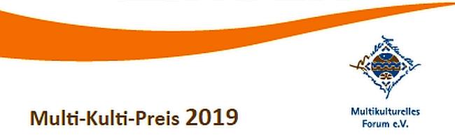 Würdigung engagierter Integrationsarbeit in NRW: Bewerbungsphase für Multi-Kulti-Preis 2019 beginnt