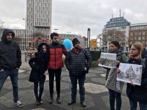 Thematisiert wurde auch die jüdische Geschichte der Stadt Dortmund.
