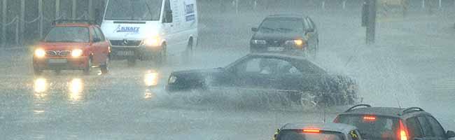 Stadtentwässerung erarbeitet Starkregengefahrenkarte für optimierte Vorbeugung und Aufklärung in Dortmund