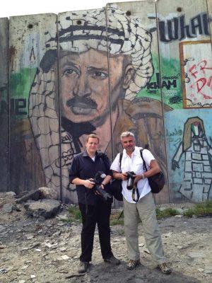 Deutsche Journalisten wie ZDF-Korrespondent Stephan Hallmann unterstützen Alex Völkel und die Nordstadtblogger.