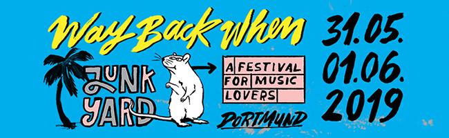 """Musik-Stammtisch thematisiert das """"Way Back When""""-Festival und die """"Check your head""""-Konzertreihe in der Nordstadt"""