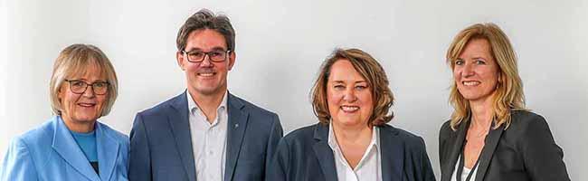 Diakonie, Kirchenkreis und Stadtgesellschaft verabschieden Anne Rabenschlag und begrüßen neue Geschäftsführung