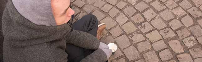 VIDEO-Selbstversuch: 24 Stunden obdachlos in Dortmund