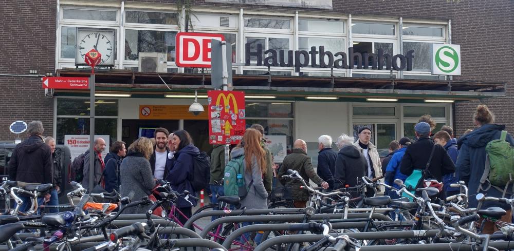 Bürgerbeteiligung HBF Nordausgang Bahnhofsumfeld