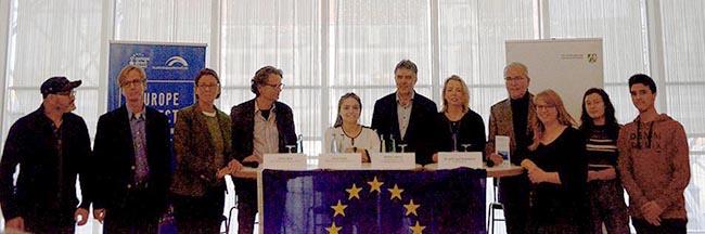 """""""Europa – ich wähle Dich: 40 Jahre Europawahl"""" – Debatte über die Beziehung zwischen Europa und seinen WählerInnen"""