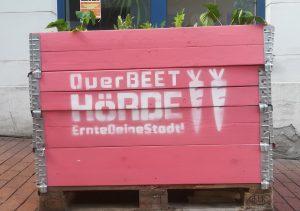 Hochbeet in der Brauerstraße 1 Hörde
