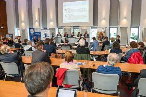 Das Publikum war besonders interessiert an den Themen Eu-Außenpolitik und Digitalisierung.