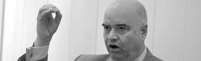 Das Handwerk trauert um Otto Kentzler –  Ehrenpräsident der Handwerkskammer Dortmund starb im Alter von 77 Jahren