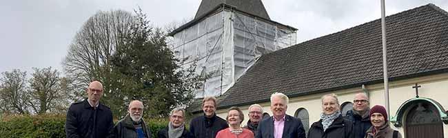 Perspektive für alte Kirche in Lindenhorst: Die Stadt Dortmund will der Immobilie als Kita eine Zukunft geben