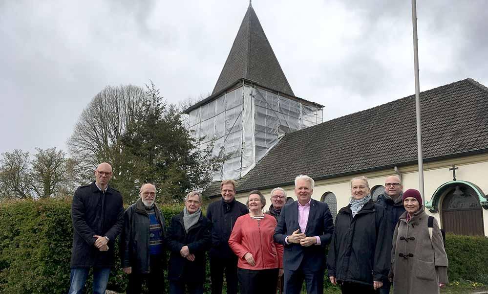 Der Evangelische Kirchenkreis und die Stadt verhandeln über einen Verkauf. Foto: Katrin Pinetzki/ Stadt Dortmund