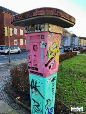 Nicht mehr in Betrieb - aber Sinnbild für das Umdenken zu Gunsten von E-Taxis? Foto: Alex Völkel