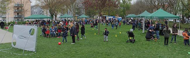 Zweite Osterhasenrallye in der Nordstadt mit Überraschungen für 340 Kinder aus Dortmund war voller Erfolg