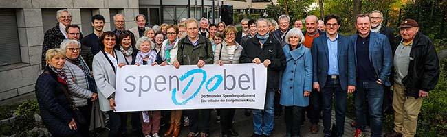 Spendobel unterwegs – Das Spendenparlament besuchte im April drei bedeutende soziale Projekte in Dortmund