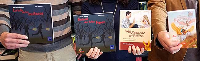 Buchhandlung Litfass organisiert kostenlose Lesung mit Autorin Inés María Jiménez im Fritz-Henßler-Haus Dortmund