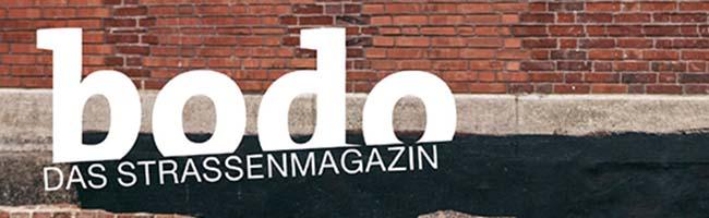 """Unterm Pflaster…"" – das bodo-Straßenmagazin im Mai"