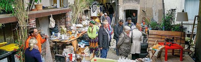 """Vom Charme der Nordstadt-Quartiere: Trödel, Tausch, gute Gespräche und mehr – 39 """"Hofmärkte"""" laden Neugierige ein"""