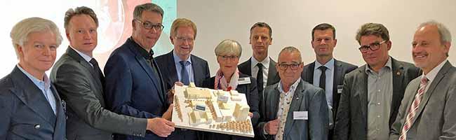 Neue Reha-Klinik für Alkohol- und Medikamentenabhängige – Johannesbad-Gruppe baut für 40 Millionen Euro in Hacheney