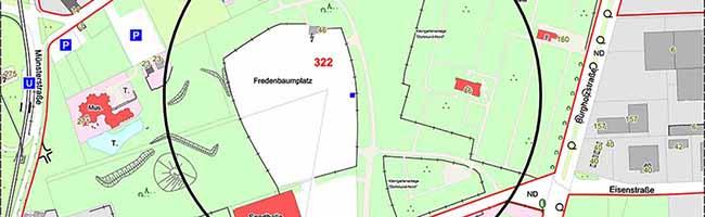 UPDATE: Bombe erfolgreich entschärft – Blindgängerfund auf dem Festplatz Eberstraße – Seniorenwohnpark betroffen