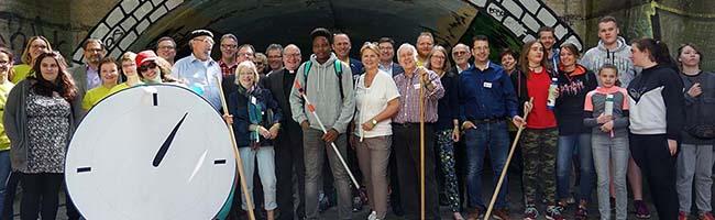 Die Welt ein bisschen besser machen – Kinder und Jugendliche engagierten sich bei der 72-Stunden-Aktion in Dortmund