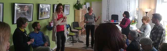 Die Lesben-, Frauen- und Transidenten-Beratung LEBEDO eröffnet neue einladende Räume in der City von Dortmund
