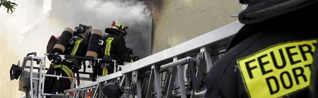 Drei Wohnungsbrände in der Gartenstadt und der Nordstadt beschäftigten Freitagnachmittag die Feuerwehr Dortmund