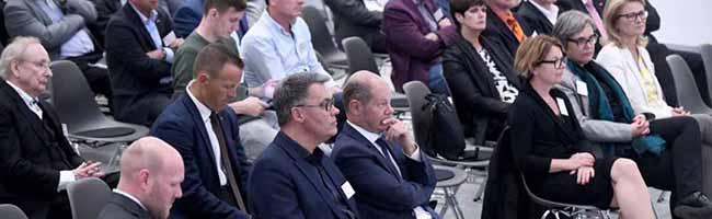 """""""Deutschland in der globalen Datenwirtschaft"""": Olaf Scholz beim 1. Wirtschaftsforum der SPD Dortmund"""