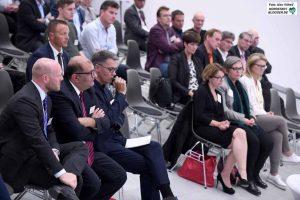 Die Dortmunder SPD hatte zum 1. Dortmunder Wirtschaftsforum eingeladen.