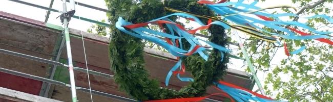 Ein neuer Ort für Begegnung und Inklusion: Richtfest am Diakonie-Zentrum der Lydia-Gemeinde in der Nordstadt