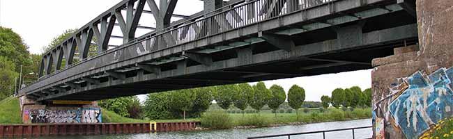 Industriegebiet oder Industriemuseum? Dortmunds Hafenchef will Neubau der Schwieringhauser Brücke weiter vorantreiben
