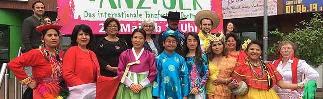 Zehn Jahre TanzFolk: Internationales Festival lädt am 25. Mai zum bunten Fest der Kulturen ins Dietrich-Keuning-Haus