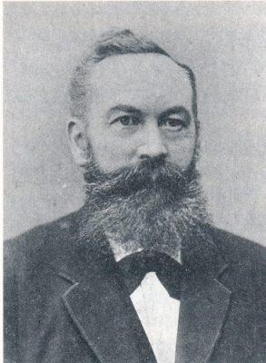 Wilhelm Wiskott (1832-1911) (Stadtarchiv Dortmund)