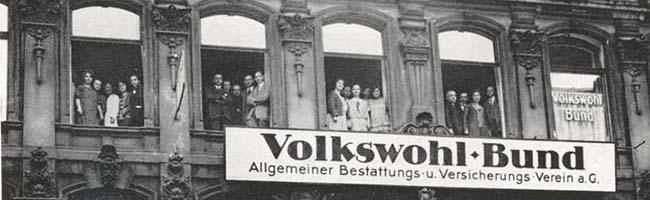 100 Jahre Volkswohl Bund: Solidarische Unterstützung auf einem Fundament aus Sicherheit und Tradition