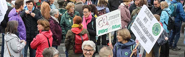 """Zweite """"Parents for Future""""-Klima-Demo in Dortmund: Die Folgen sind katastrophal, die Forderungen eindeutig und klar"""